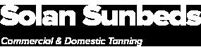 Solan Sunbeds Footer Logo